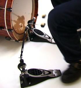 drum kicks